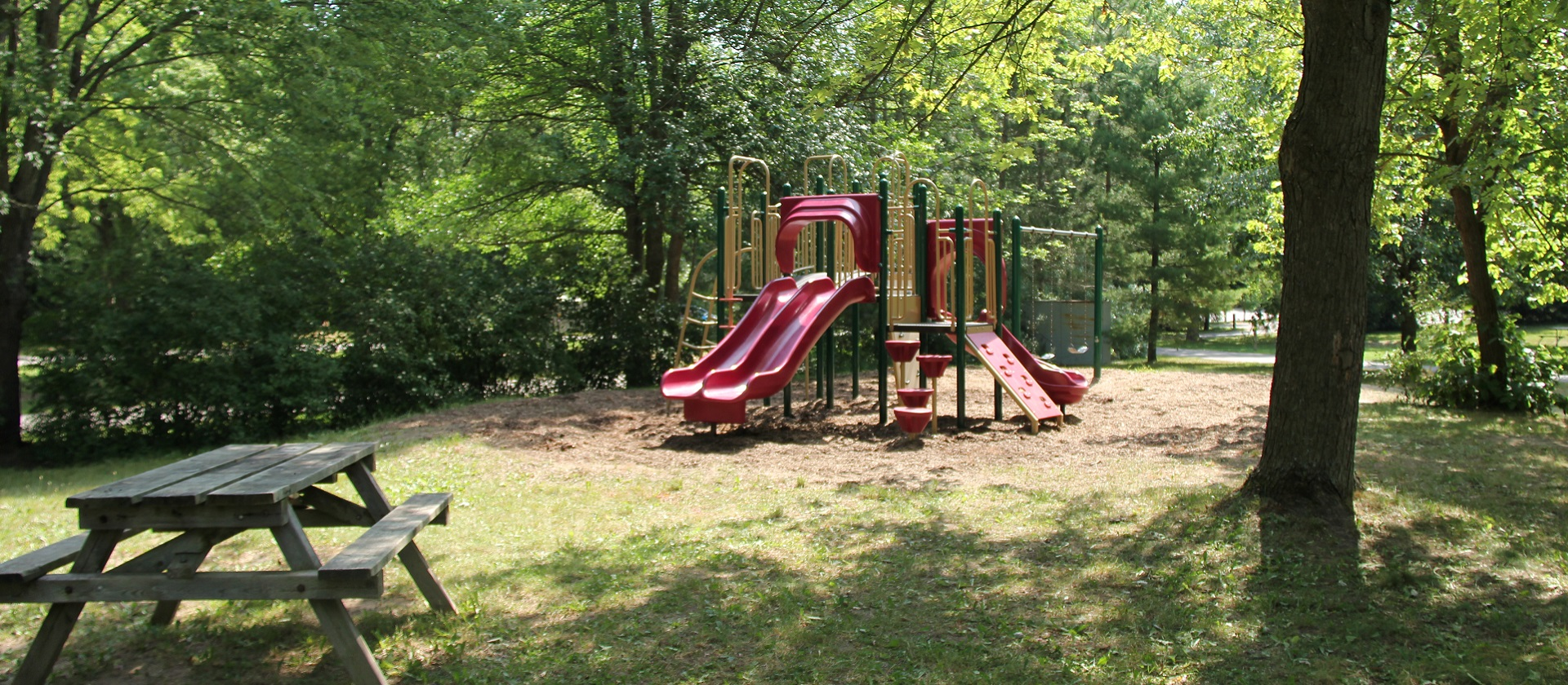 TRCA playgrounds Albion Hills