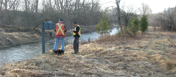TRCA hydrology monitoring