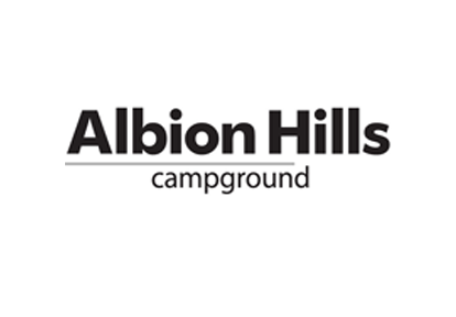 Albion Hills Campground logo