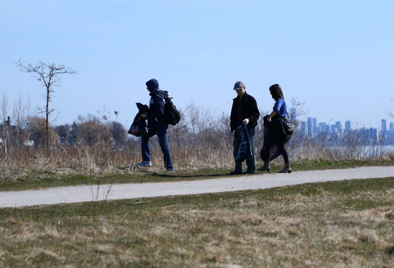 Watershed Wide Cleanup – Colonel Sam Smith Park