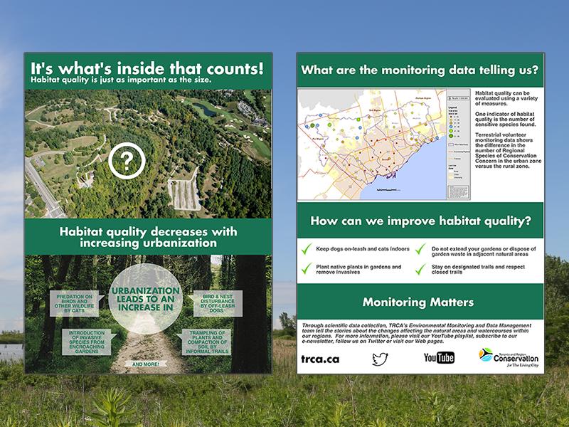 habitat quality infographic