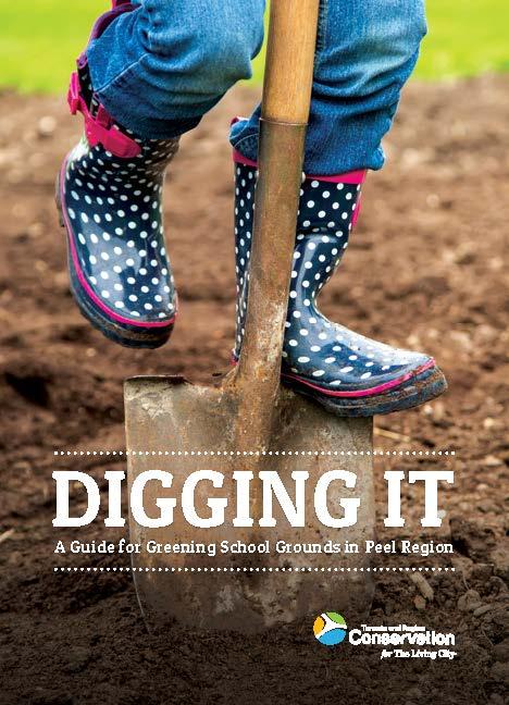 Peel schools greening guide cover