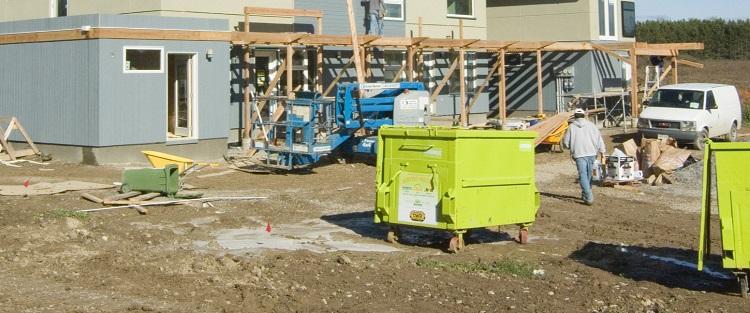 TRCA stormwater management erosion sediment control construction site