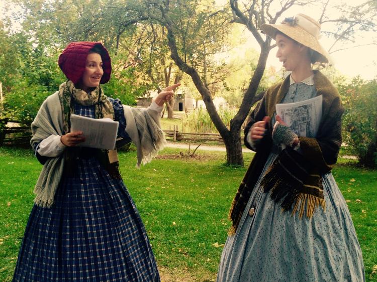 Pioneers at Black Creek Pioneer Village