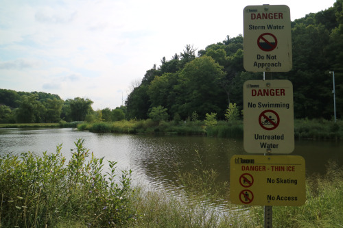 Earl Bales Stormwater Management Pond