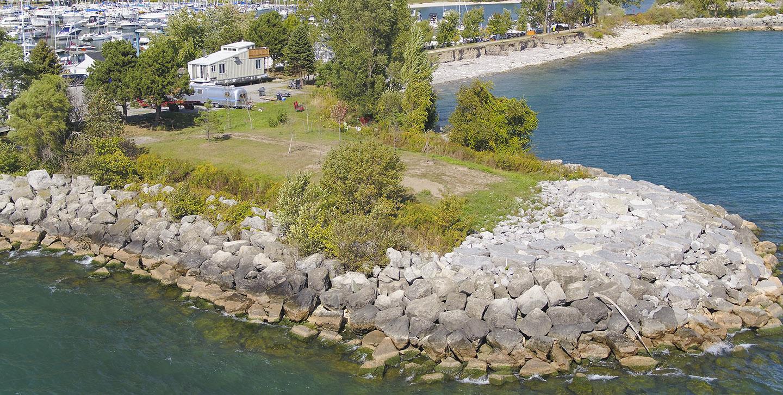 Bluffer's Park Headland