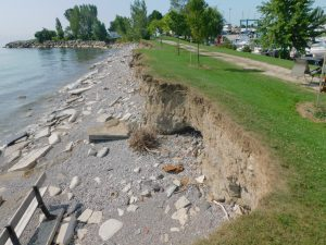 Under Our Feet and On the Horizon: A Two Decade Review Erosion Hazard Assessment in Ontario @ Online
