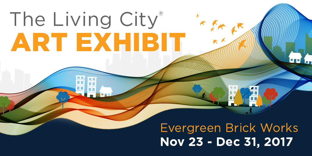 The Living City Art Exhibit