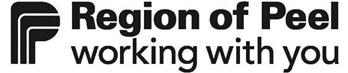 Region of Peel logo