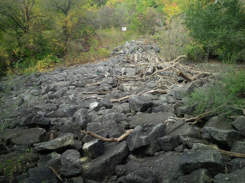 Black Creek Dam