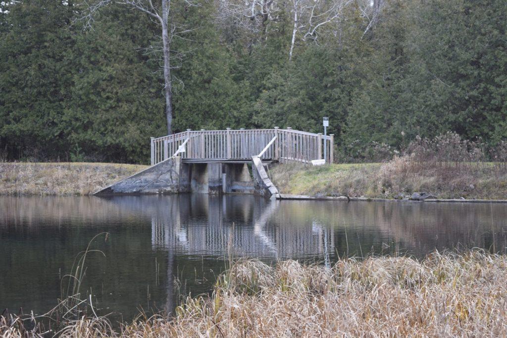 Osler Dam