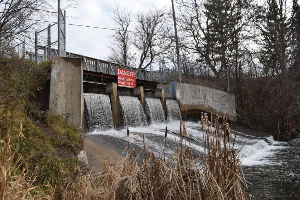 Palgrave Dam