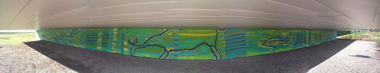 Don River mural on June 21 2018