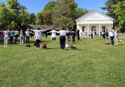 teachers take part in annual TRCA Education professional development day at Black Creek Pioneer Village