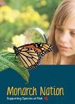 Monarch Nation program handbill