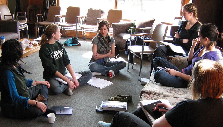 Young Conservation Professionals program workshop