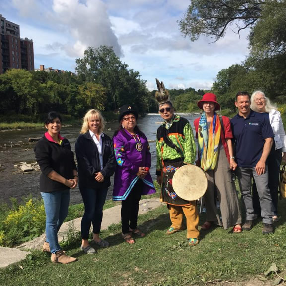 Humber Heritage River designation 20th anniversary