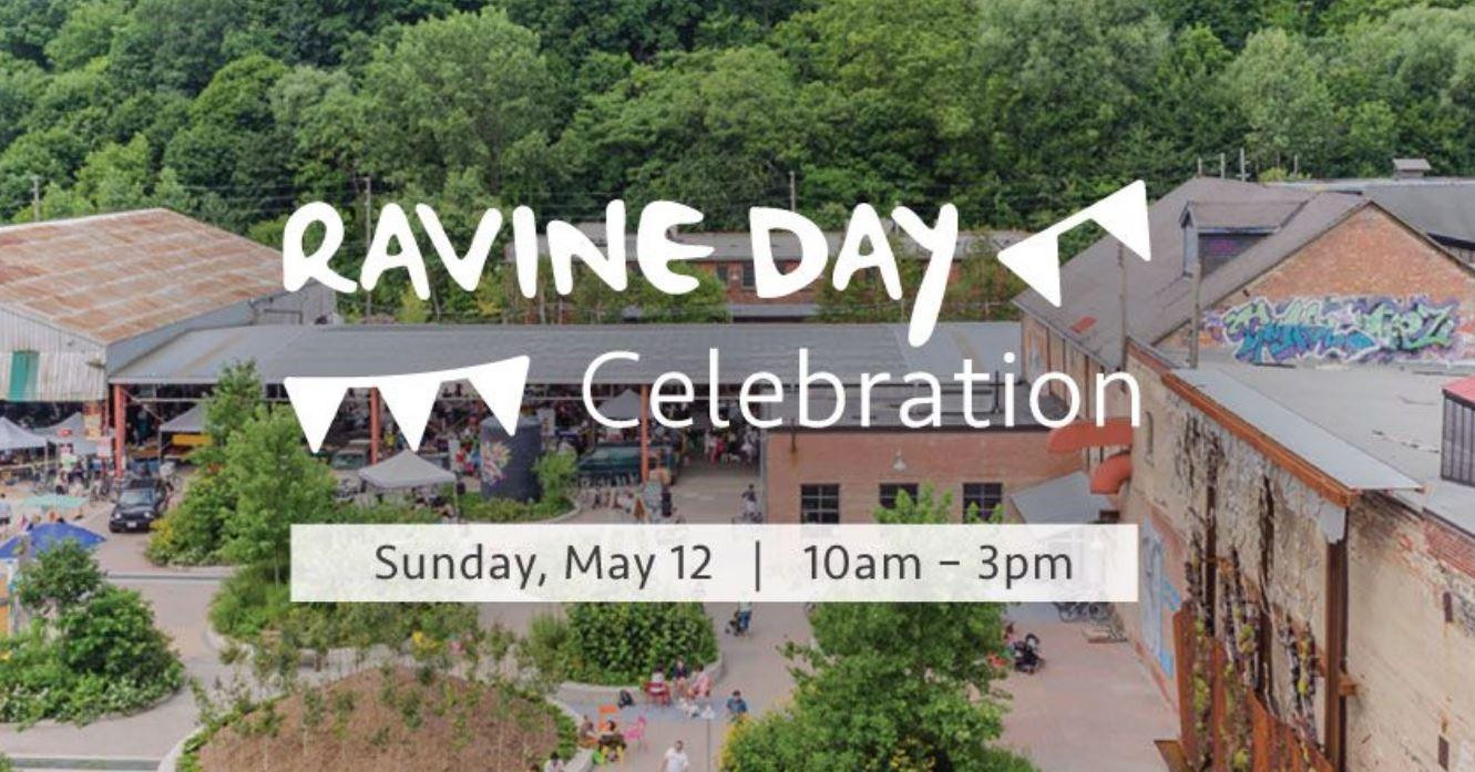 2019 Ravine Day banner