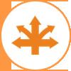 alternative solutions icon