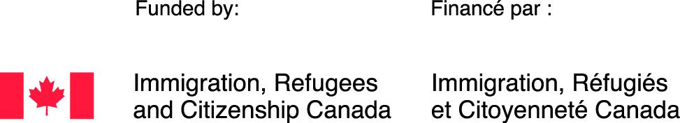 Immigration Refugees and Citizenship Canada logo