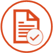 project approval icon