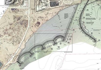 Ashbridges Bay landform project final design