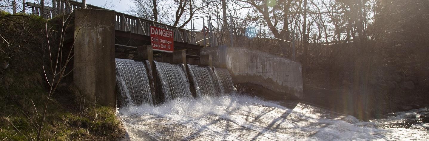 TRCA flood infrastructure