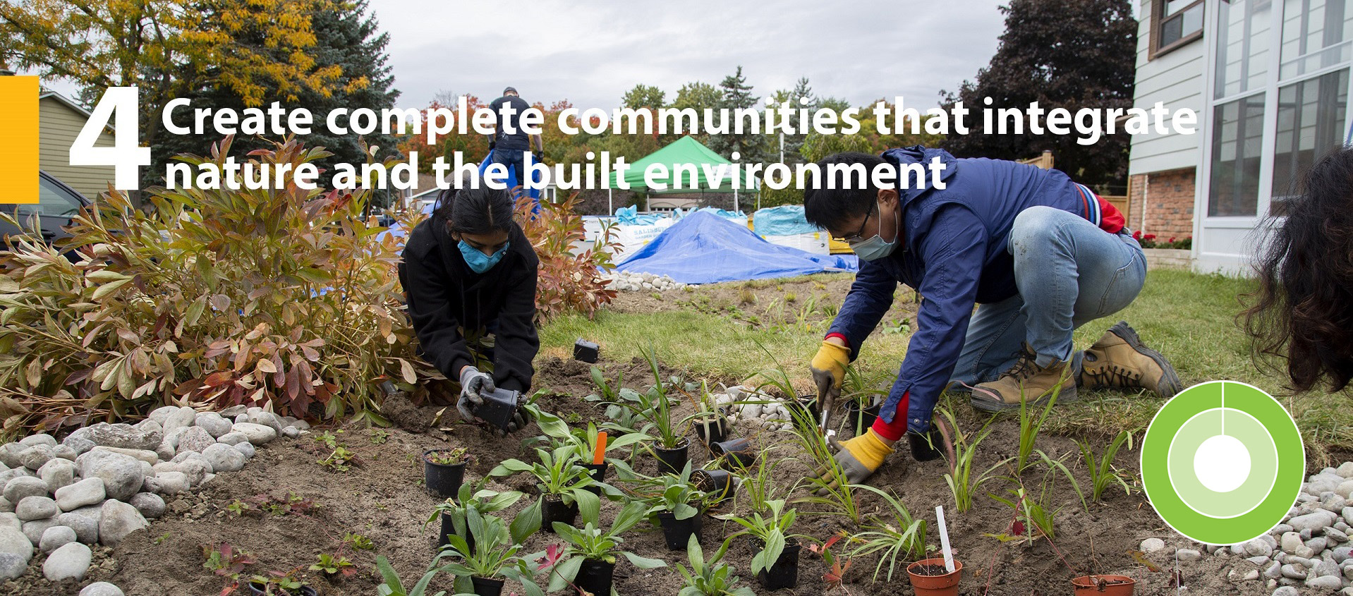 TRCA Strategic Goal 4 Create complete communities that integrate nature and the built environment