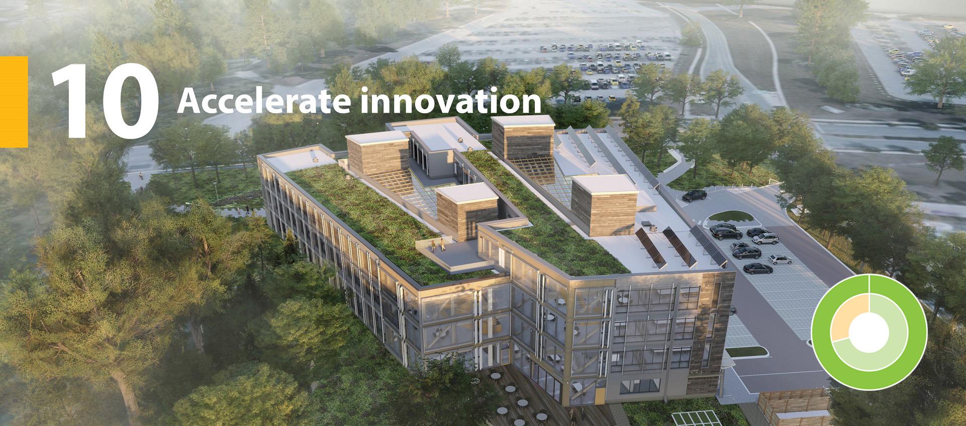 TRCA Strategic Goal 10 - Accelerate Innovation