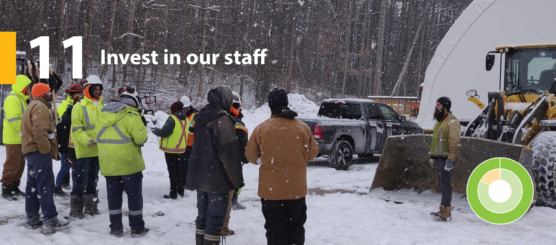 TRCA Strategic Goal 11 - Invest in Our Staff