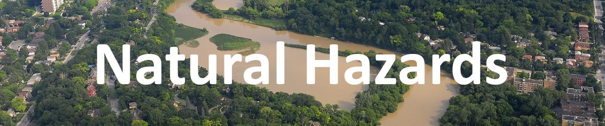 TRCA Reporting Hub - Natural Hazards