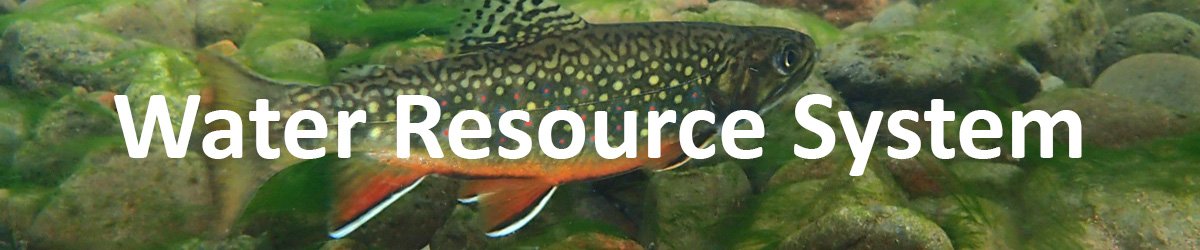 TRCA Reporting Hub - Water Resource System