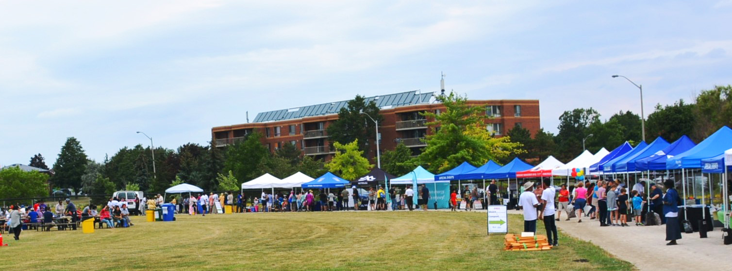 the many County Court Neighbourhood Association initiatives include hosting an annual community festival