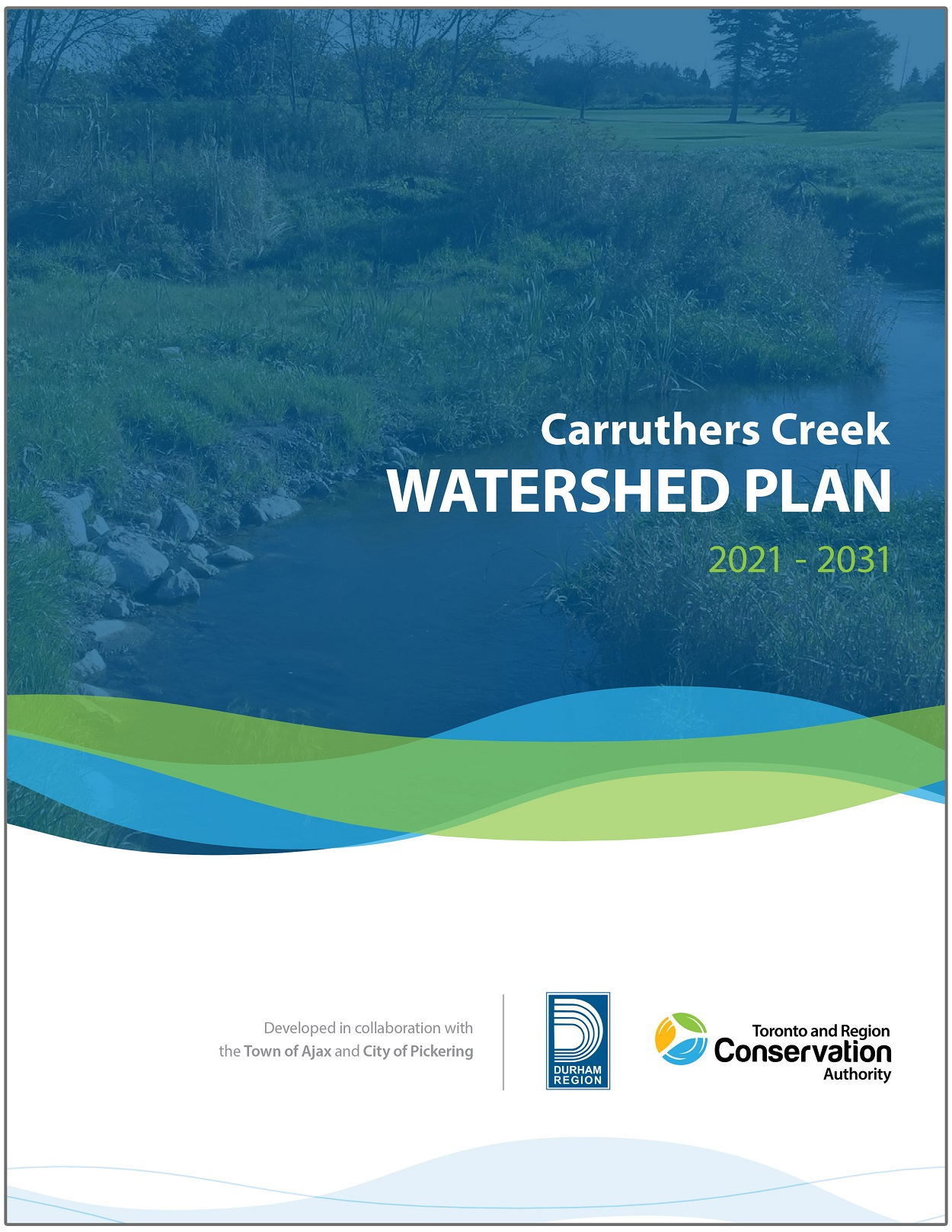 Updated Carruthers Creek Watershed Plan