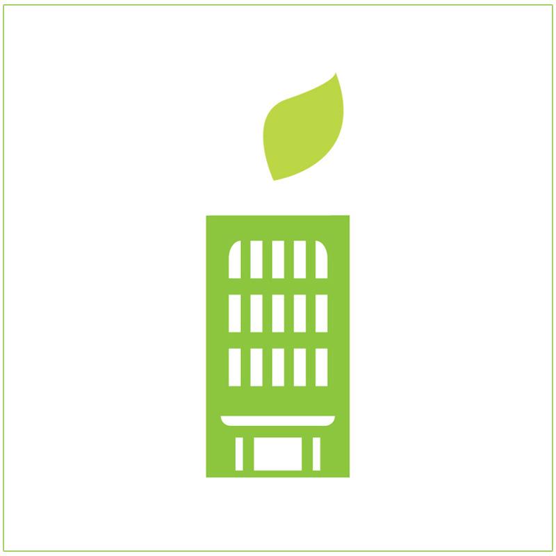 Green energy - green building
