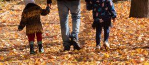 Parent and Tot Trail Walk - Changing Colours @ Claremont Nature Centre