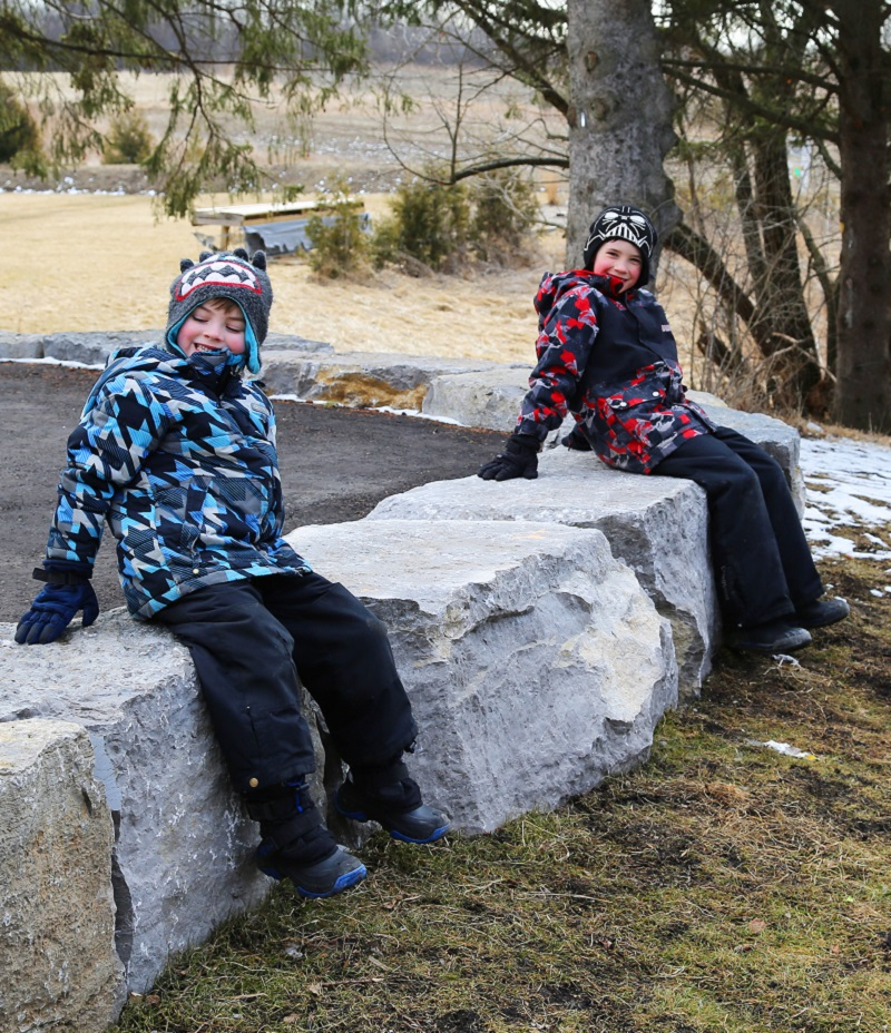 Students enjoy winter mini camp at Claremont Nature Centre