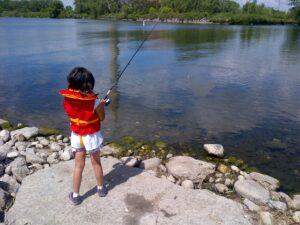 Fishing School at Heart Lake! @ Heart Lake Conservation Park