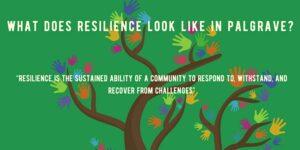 Resilient Palgrave Walking Eco-Fair @ The Birch Shoppe
