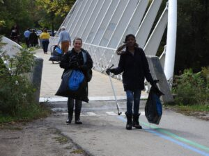 Humber Bay Park Watershed Wide Cleanup